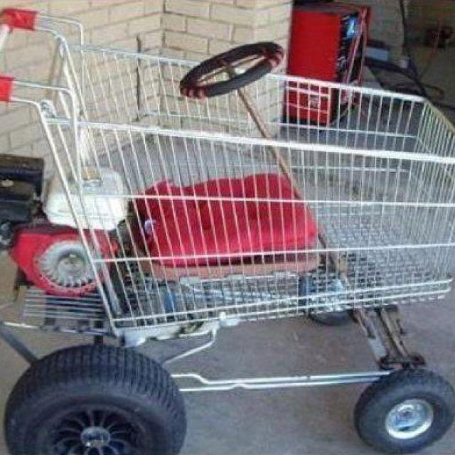 Redneck go cart