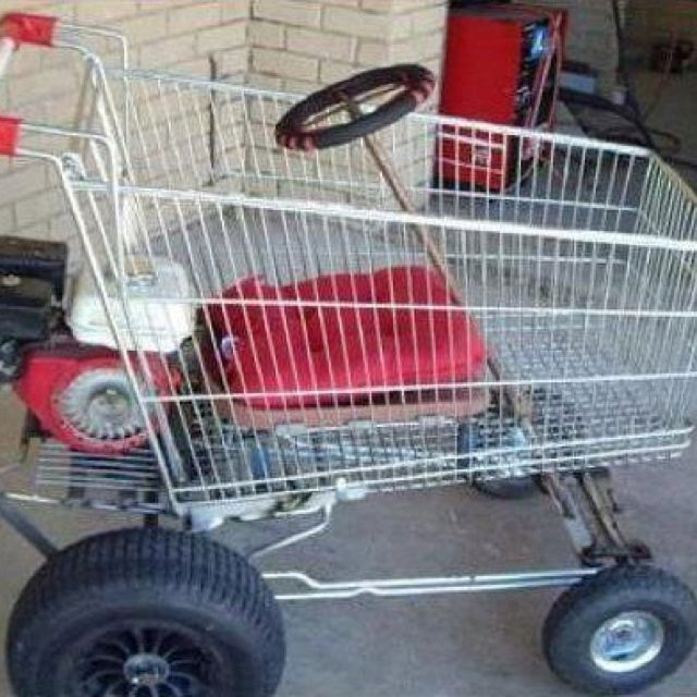 Redneck Go Cart Funnies Pinterest Pedal Car