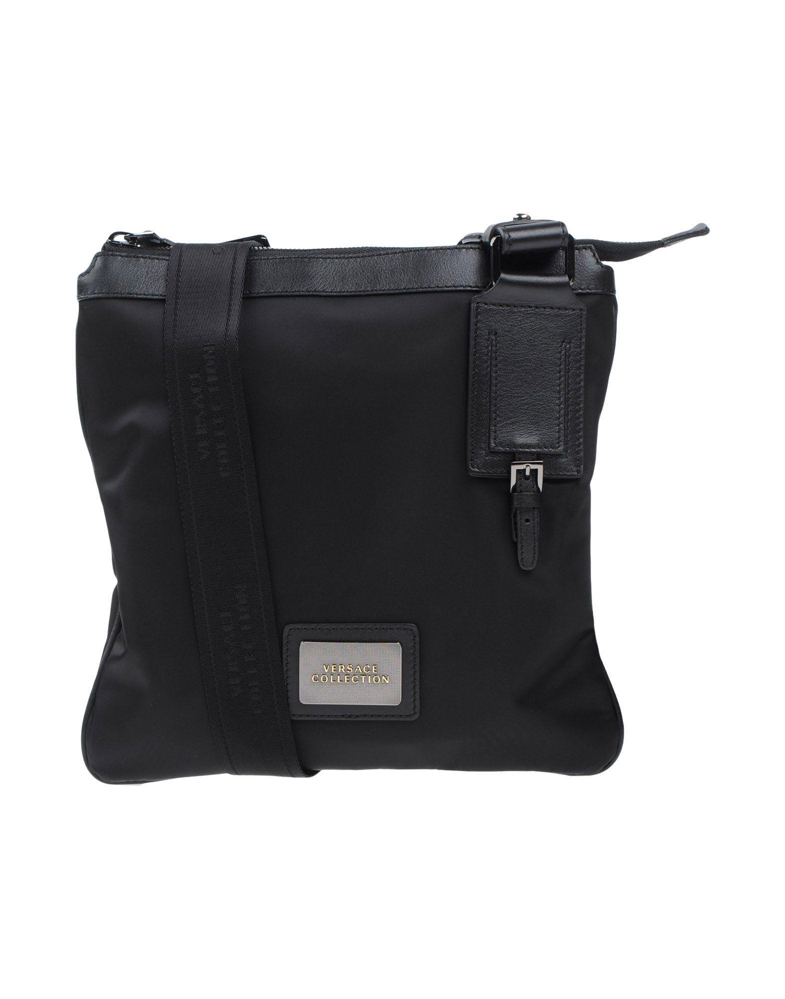VERSACE Cross-body bag.  versace  bags  shoulder bags  leather ... 88ee120320