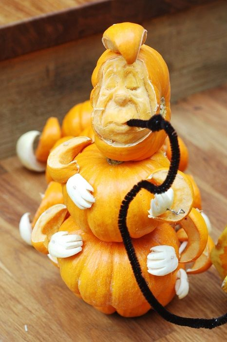 Enjoy These 25 Cool Halloween Pumpkins Inspired By Tv And