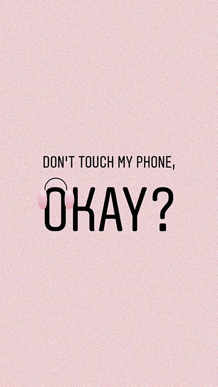 Pin By Sonna Panda On Dont Touch My Phone Funny Iphone