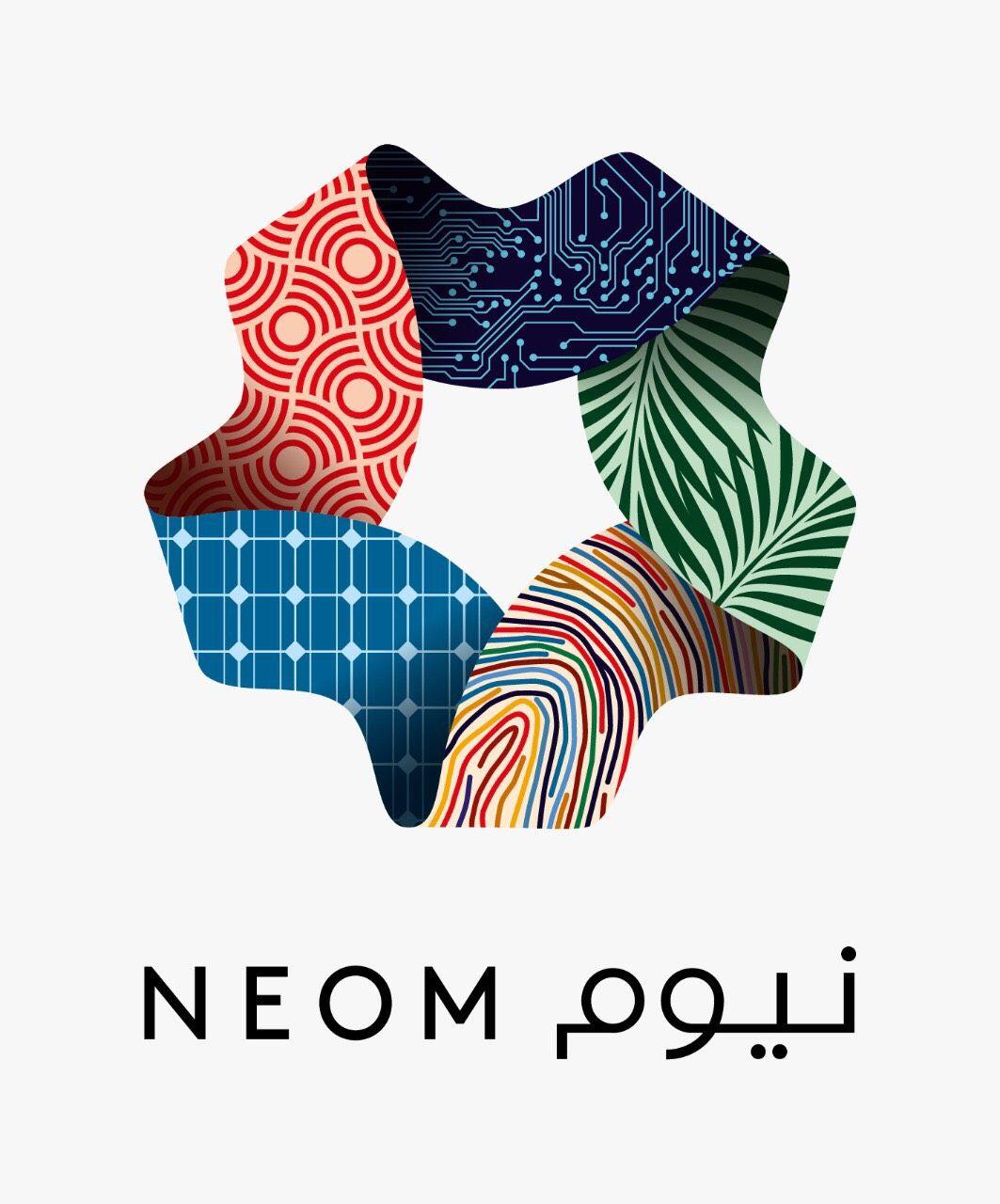 مشروع نيوم الترند الأول عالميا المملكة مهد الحضارة والاقتصاد والنماء Grapic Design Logo Design Graphic Design Posters