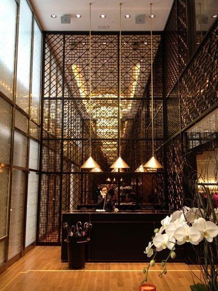 moucharabieh archi d co pinterest id e d co restaurant deco restaurant et interieur design. Black Bedroom Furniture Sets. Home Design Ideas