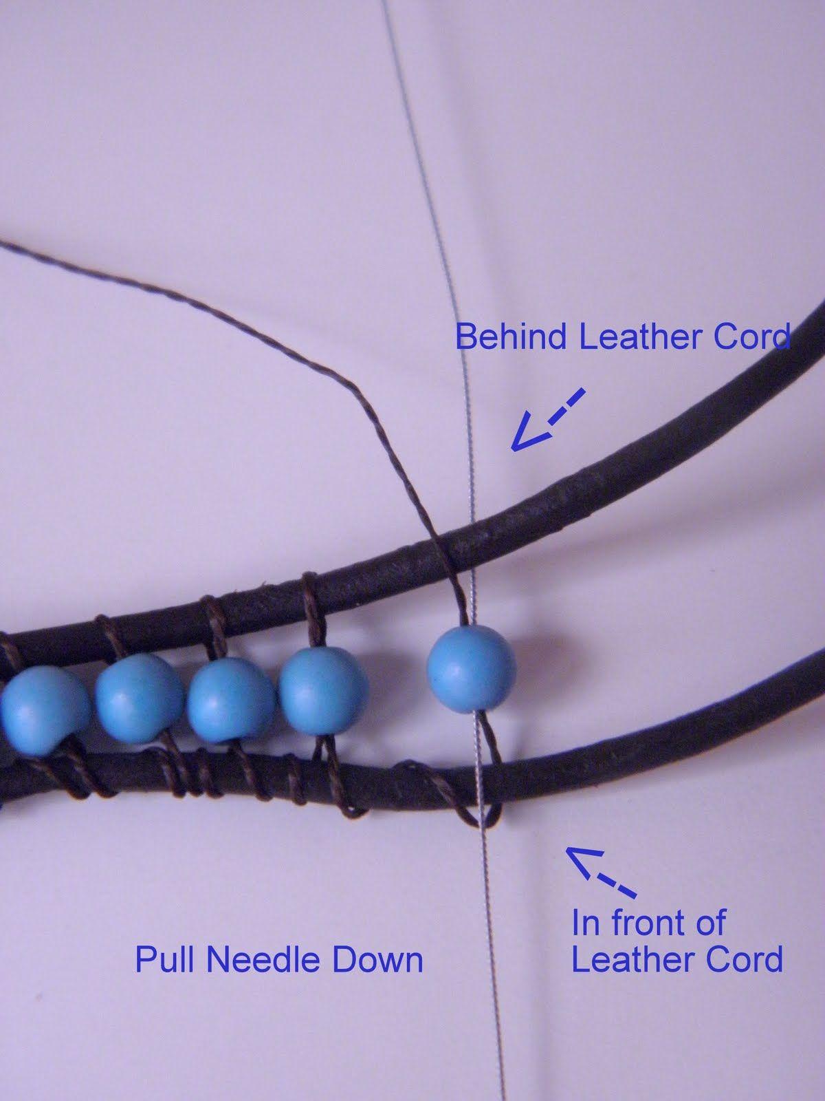 Buatkalunggelang Tutorial Chan Luu Turquoise Wrap Bracelet