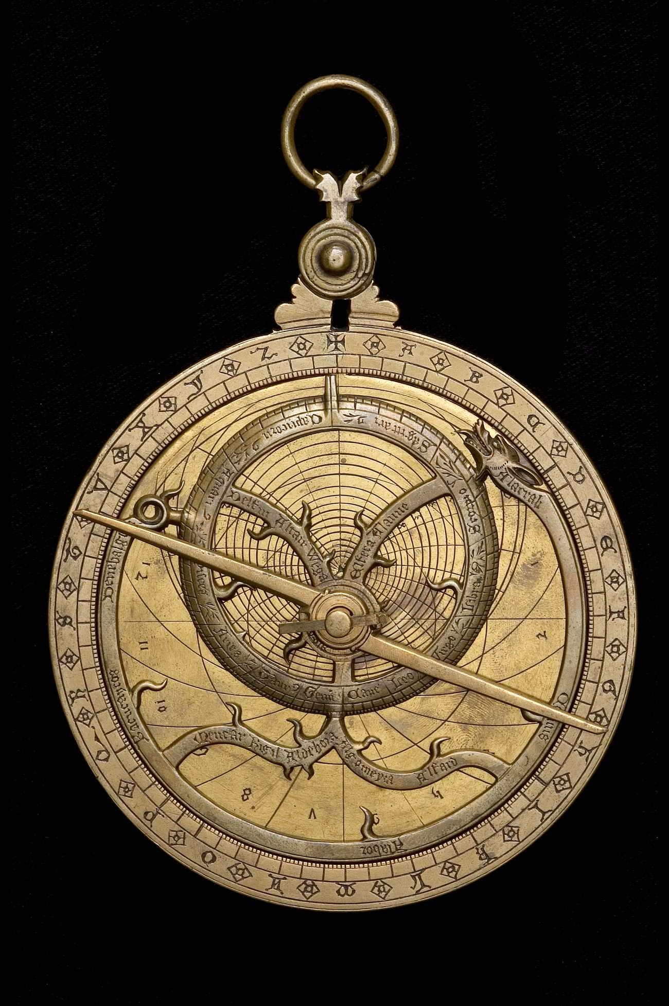 Astrolabe date ca 1370 place england material brass inventory astrolabe date ca 1370 place england material brass inventory no 47869 nvjuhfo Image collections