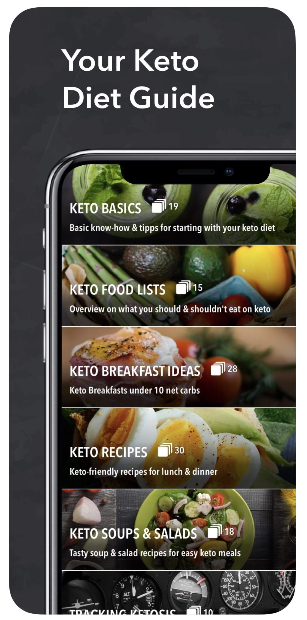 Free carb counter apps for your lowcarb diet Keto diet