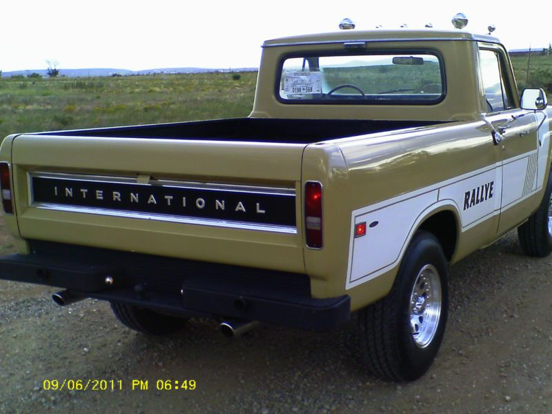 1975 International Harvester 4x4 | International Harvester