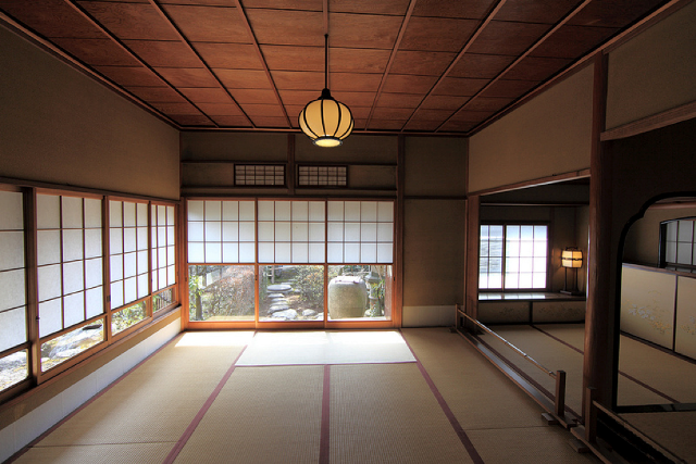 The Trademark Features Of Traditional Japanese Inspired Homes