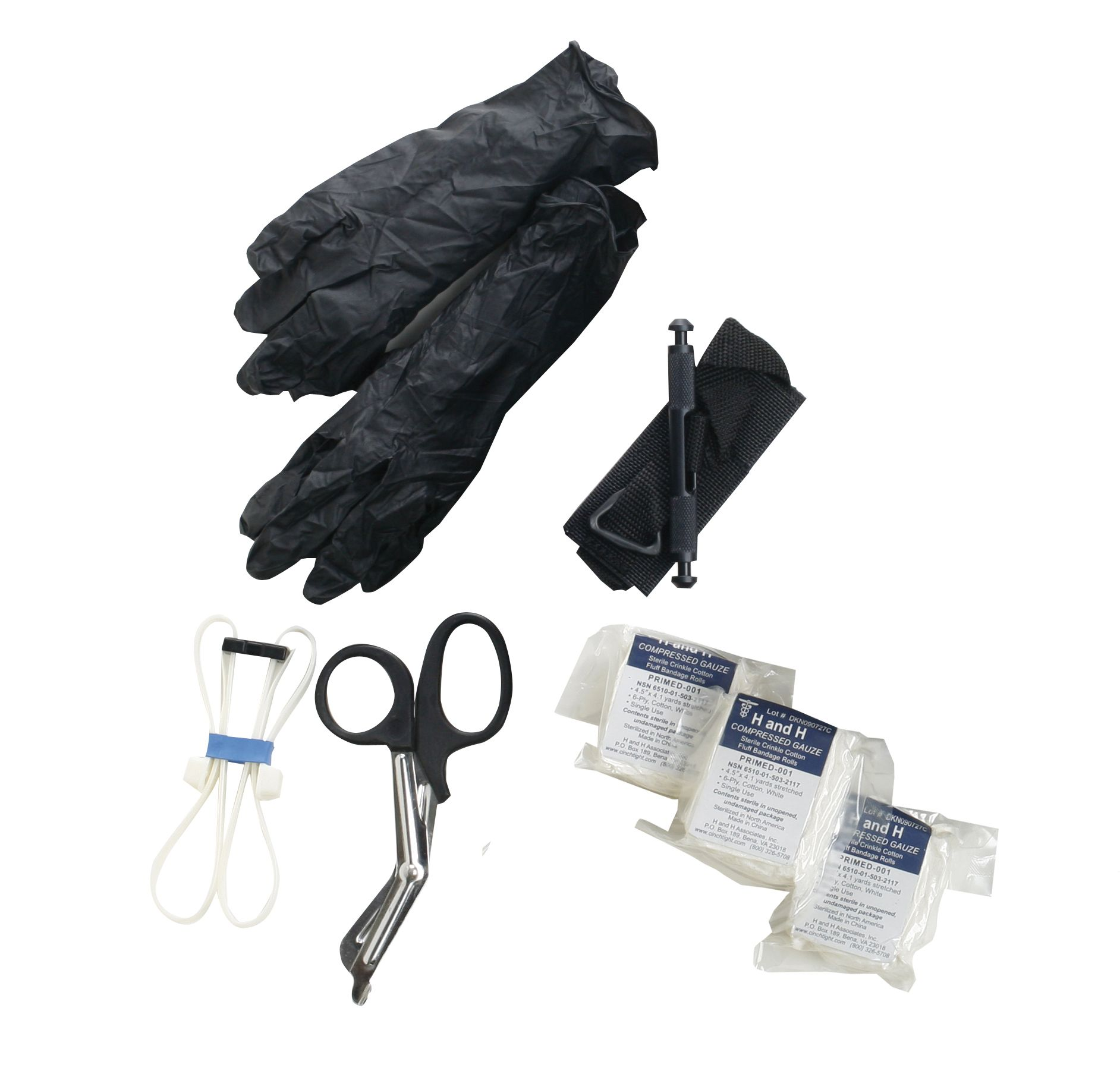 Medical Supply Kit for RDP Medical supplies, Law