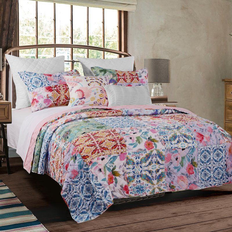 Farmhouse Quilts,Coverlets,&Sets Emerson Reversible Quilt