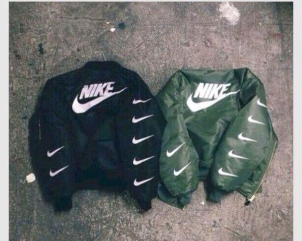 Coat: streetwear, tumblr clothes, nike, supreme, bape, stussy .