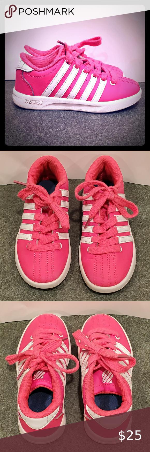 K-SWISS Girls Sneaker (size 11) in 2020