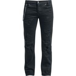 Straight Leg Jeans für Herren #fitnessabs