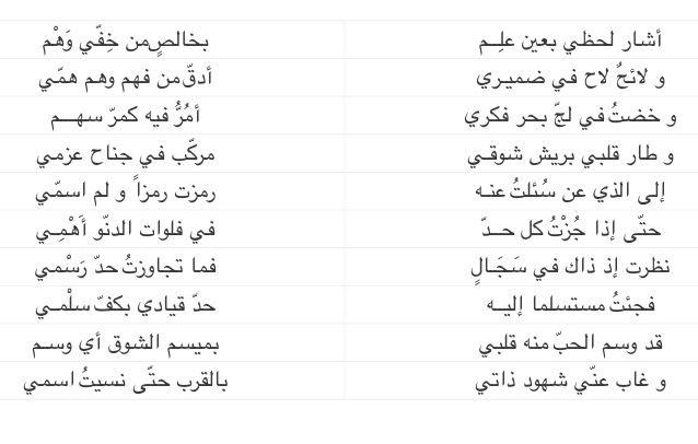 الحلاج والعشق الإلهي Words Verses Spirituality