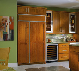 Liebherr Two Built In Side By Refrigerators Compared