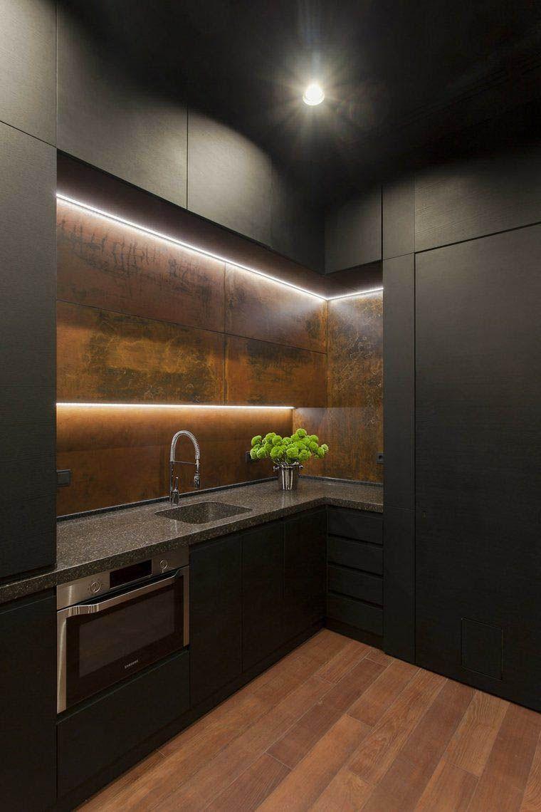 Modern Kitchen Area Style Ideas Luxury Kitchen Design