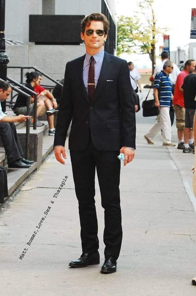 Matt Bomer in White collar