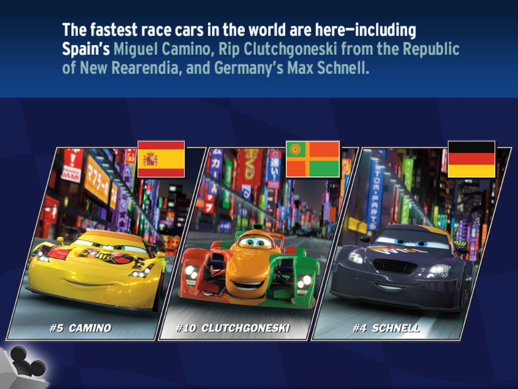 Cars  World Grand Prix Races Game