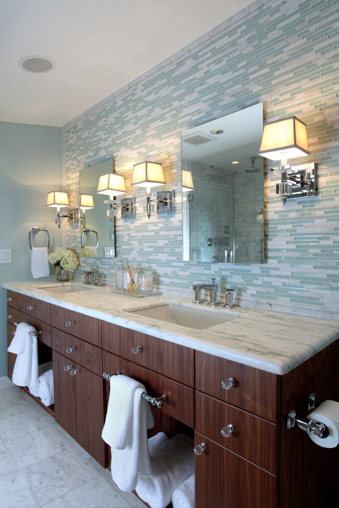 Superbe Incredible Candice Olson Decorating Ideas For Appealing Bathroom  Contemporary Design Ideas With Accent Wall Bath Accessories Bathroom  Lighting Bullet Tiles ...