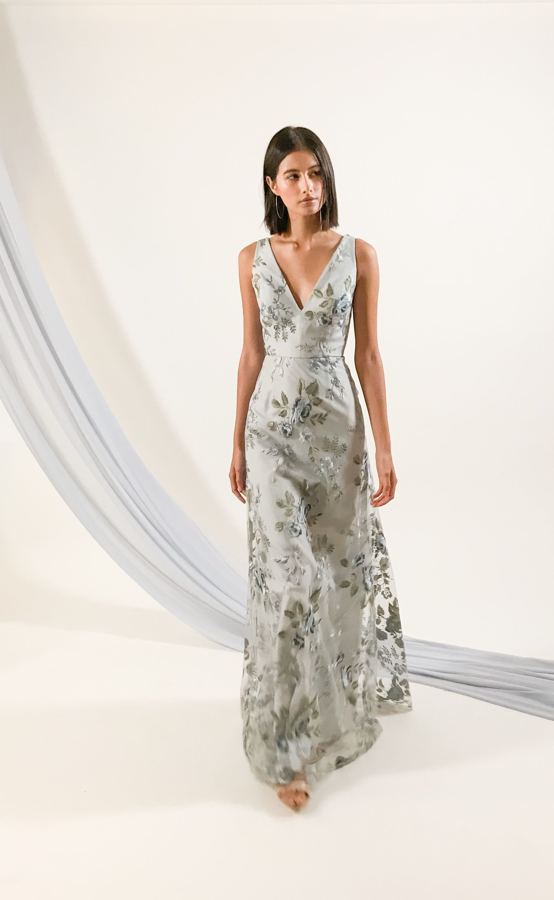 Our Crowd Favorite Enchanted Floral Embroidery Back In New Styles And A New Shade Of Wedding Guest Dress Summer Wedding Guest Dress Garden Wedding Dress Guest [ 3080 x 1898 Pixel ]