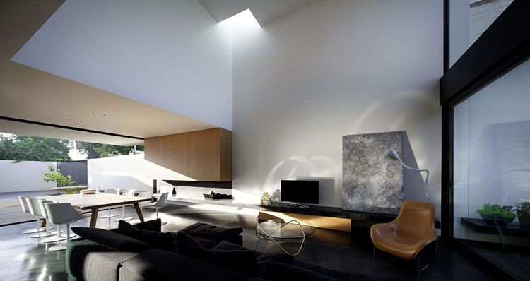 Peter Miglis House A Renovation Of Light Space And Air Australian Interior Design Interior Design Awards Design Awards