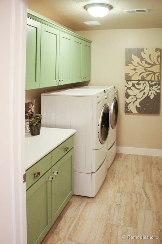 Great Laundry Room Ideas Part - 25: Laundry Is Fun! 100 Great Laundry Room Ideas