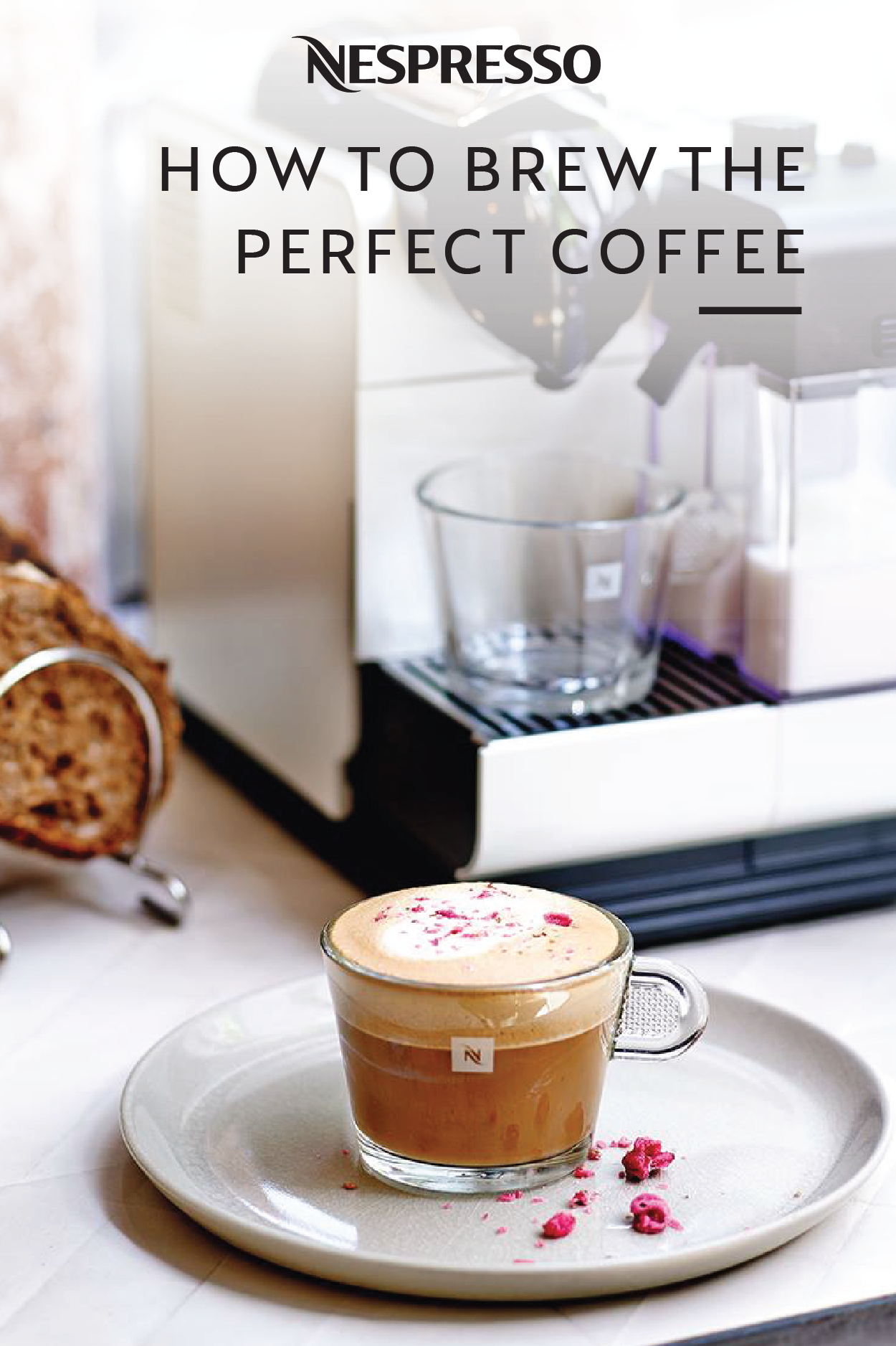 Take Your Daily Nespresso Moment To The Next Level With These Morning Coffee Must Haves These Elegantly Craf Nespresso Recipes Espresso Recipes Coffee Recipes