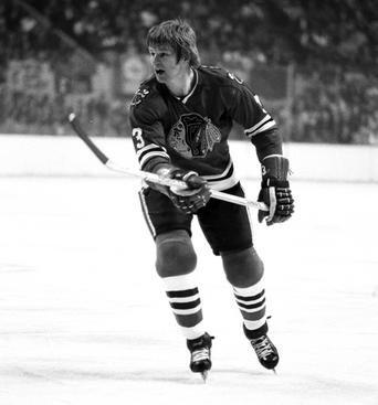 Blackhawks Legends: Keith Magnuson - 10/21/2012 - Chicago Blackhawks - Photos