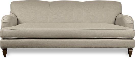 Bench Seat Cushion Basel English Roll Arm Sofa