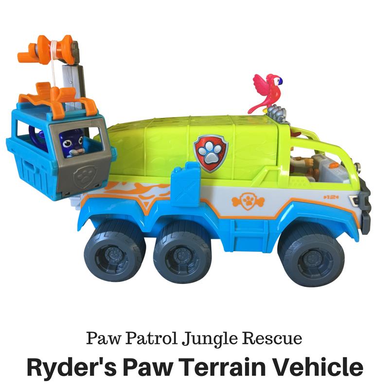 Paw Patrol Fahrzeug Set mit Licht /& Sound Sea Patroller Transforming