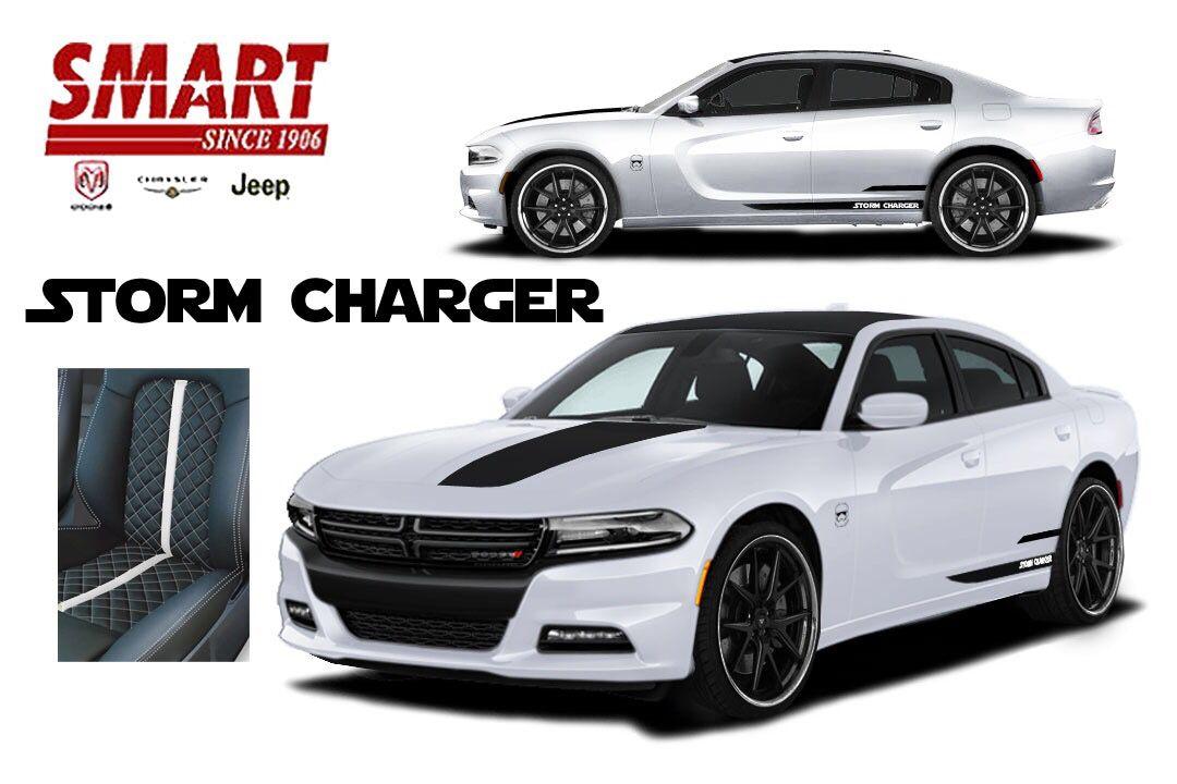 Rendering For Smart Dodge Chrysler On A Lot Vehicle Dodge
