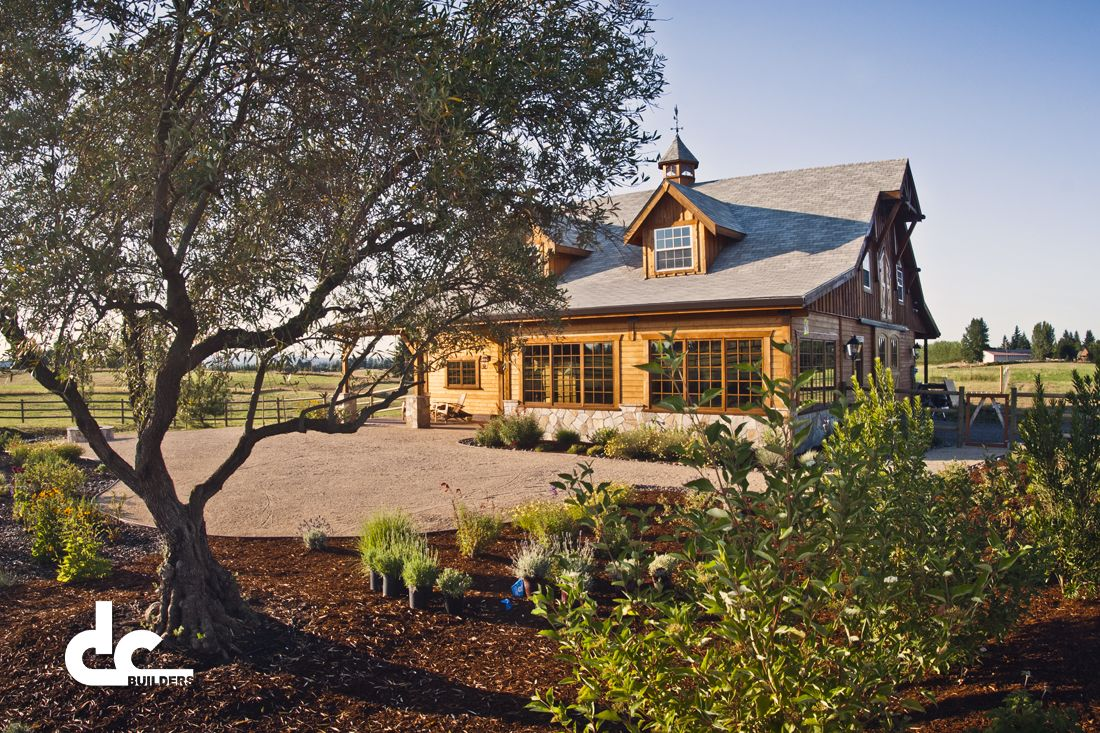 Custom Horse Barn & Country Store In Canby, Oregon DC