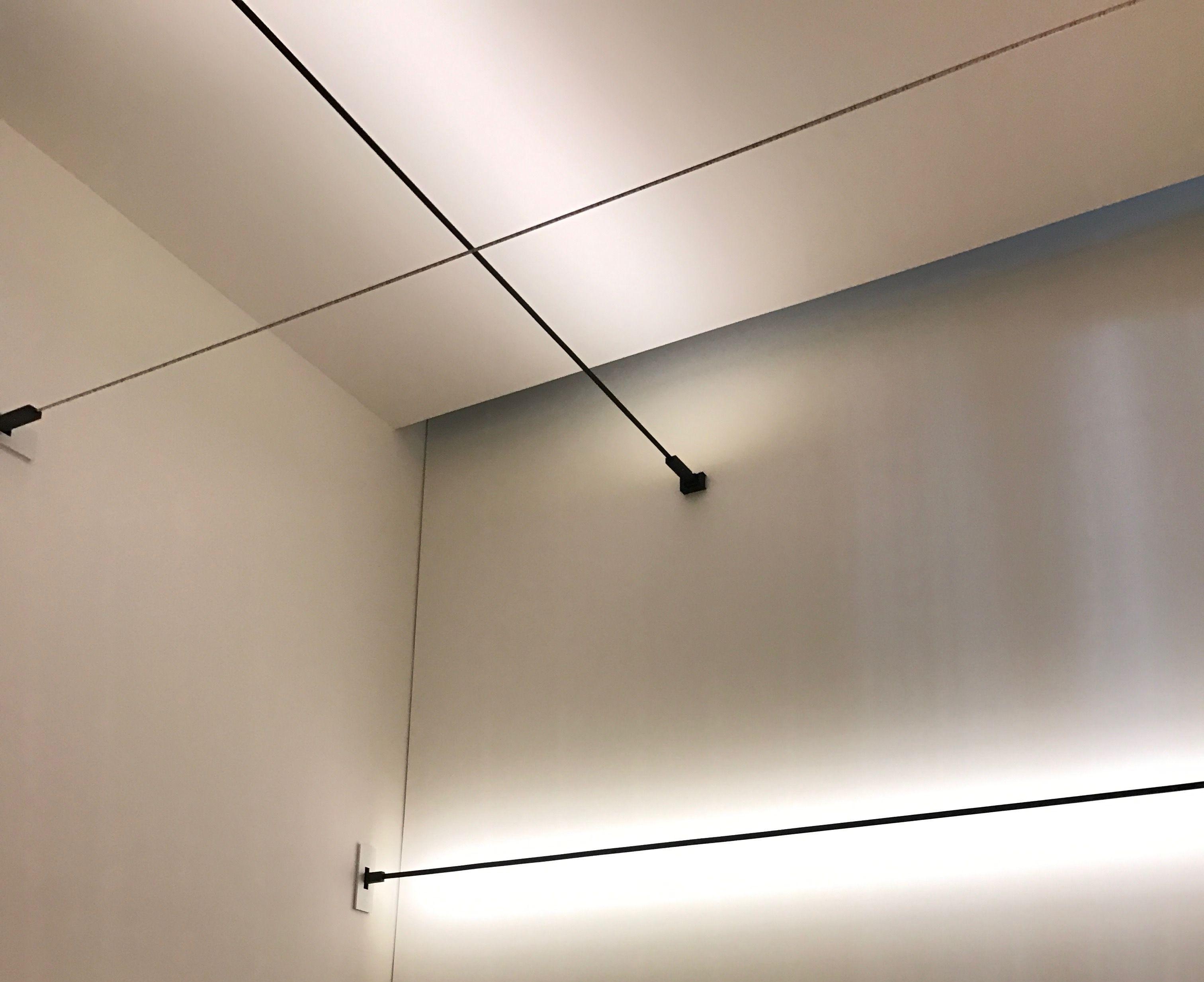 Eclairage Plafond A La Francaise infinito | davide groppi | idée luminaire salon, Éclairage