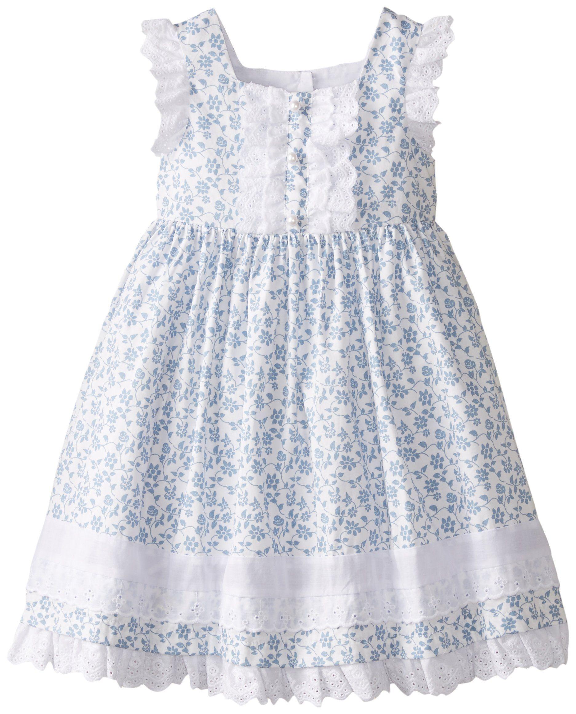 Amazon laura ashley london little girlsu ditsy print floral