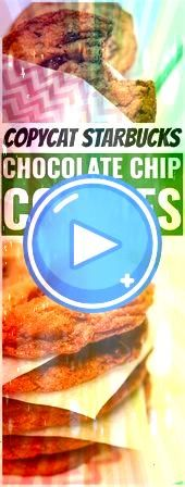 Starbucks Chocolate Chip Cookies  A Dash of Sanity  All My Recipes Copycat Starbucks Chocolate Chip Cookies  A Dash of Sanity  All My Recipes  White Chocolate Dipped Ging...