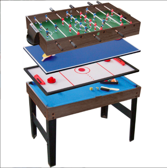 Marksman Multi Game Table Multi Game Table Air Hockey Table Games
