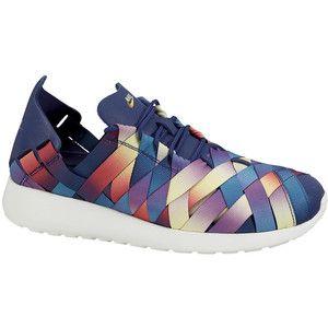 women's nike shoes | shoes nike athletic shoes nike roshe run woven premium women s shoe ...