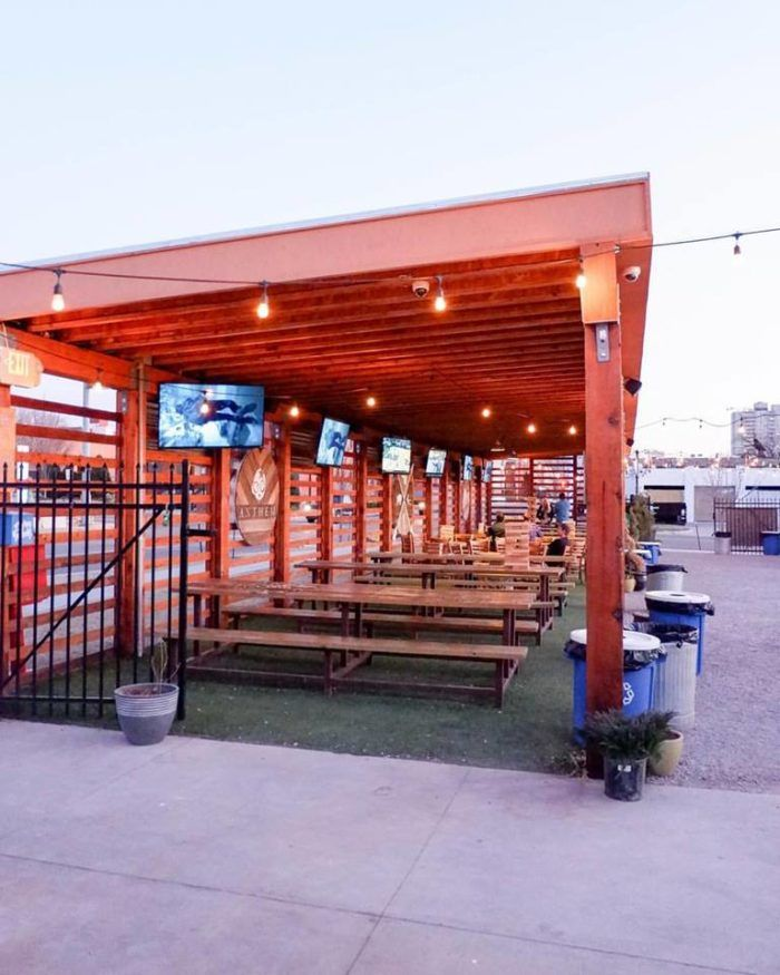 You Ve Never Experienced Anything Like Oklahoma S Epic Food Truck Park Food Truck Food Park Outdoor Food