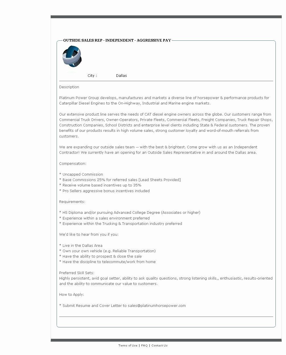 Independent Consultant Resume Example New 20 Independent Contractor On Resume Job Resume Examples Resume Examples Good Resume Examples