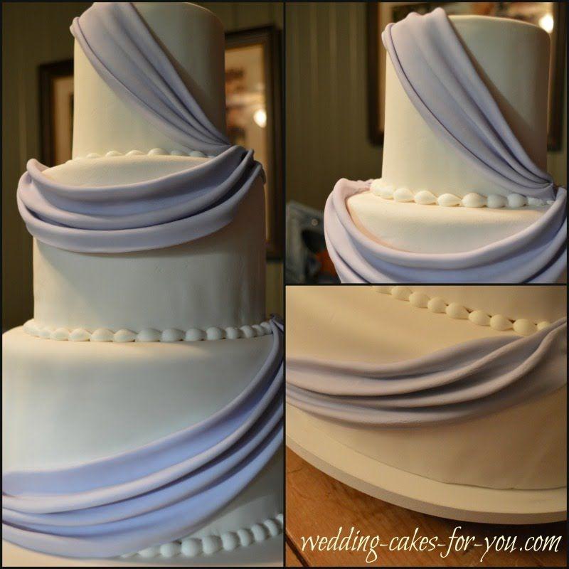 Pin By Ghost On 翻糖 Cake Wedding Cakes Fondant Wedding Cakes