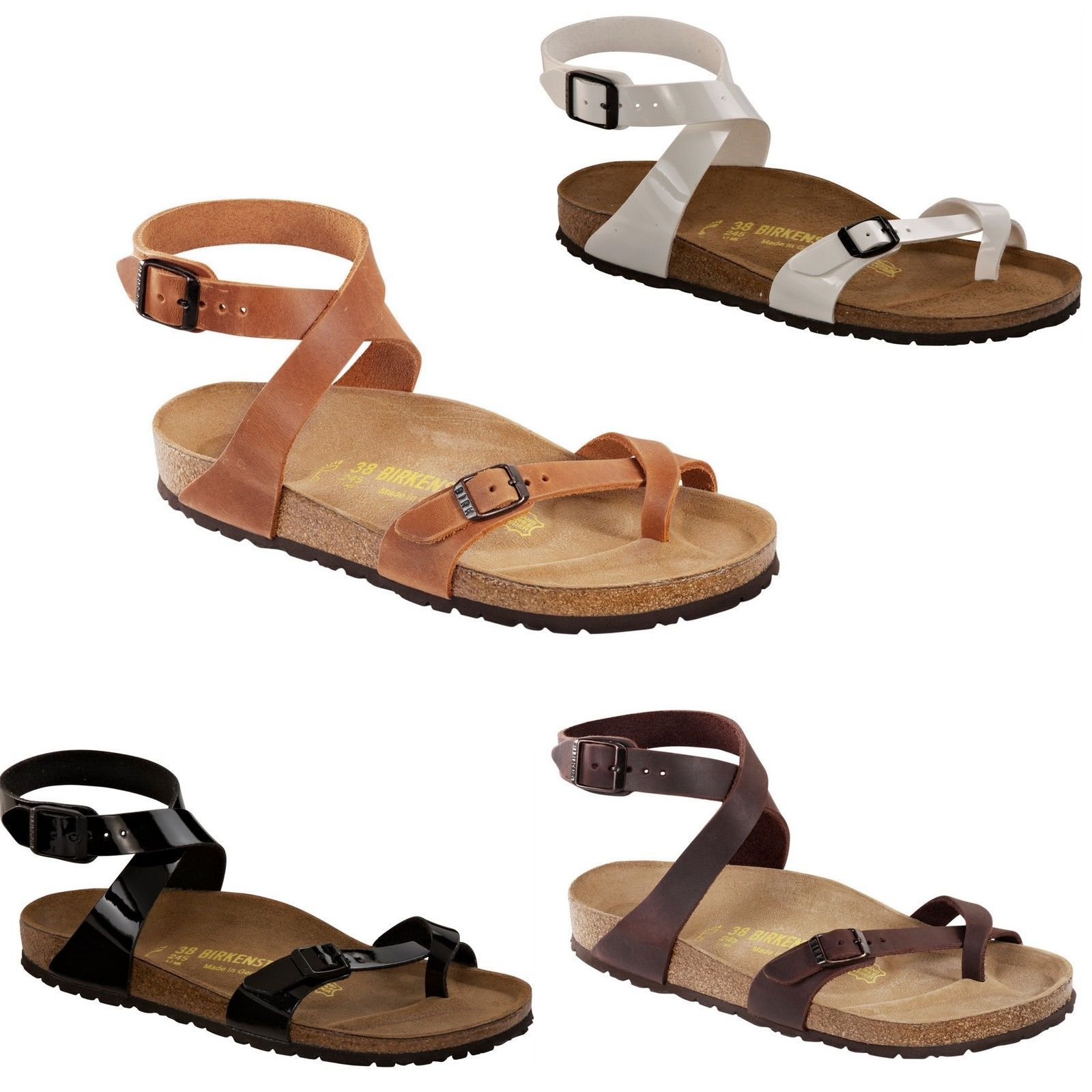 c9b68f16e101 Birkenstock Classic Yara Minimalistic and Timeless Nice Colors New Germany