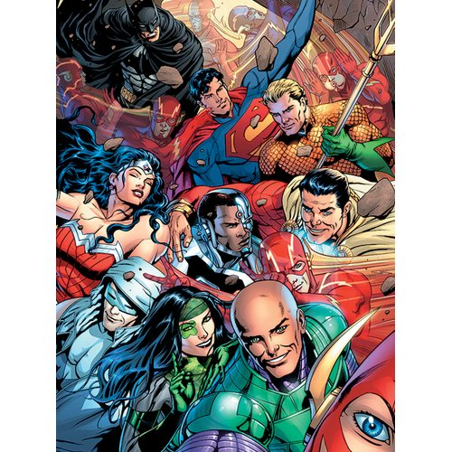 More DC Comics Selfie Variant Covers Revealed - The Geekiary