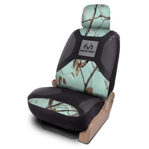 Realtree Mint Camo Lowback Seat Cover Camo Car Camo Truck Camo Seat Covers
