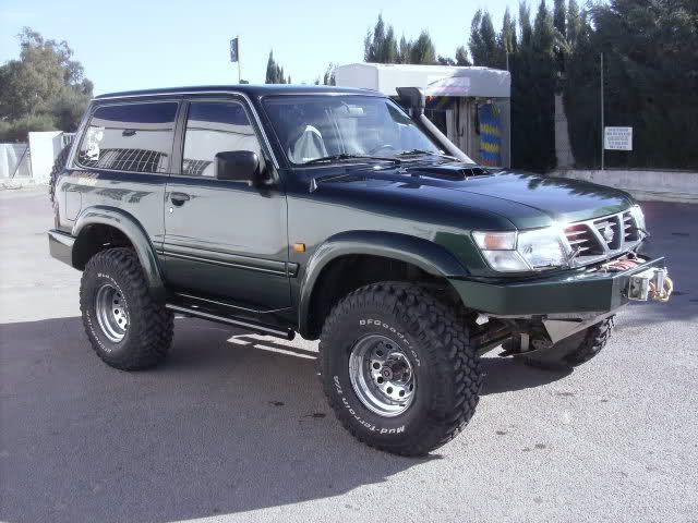 Nissan Patrol Gr Y61 | 4WD - Nissan patrol, Nissan patrol ...