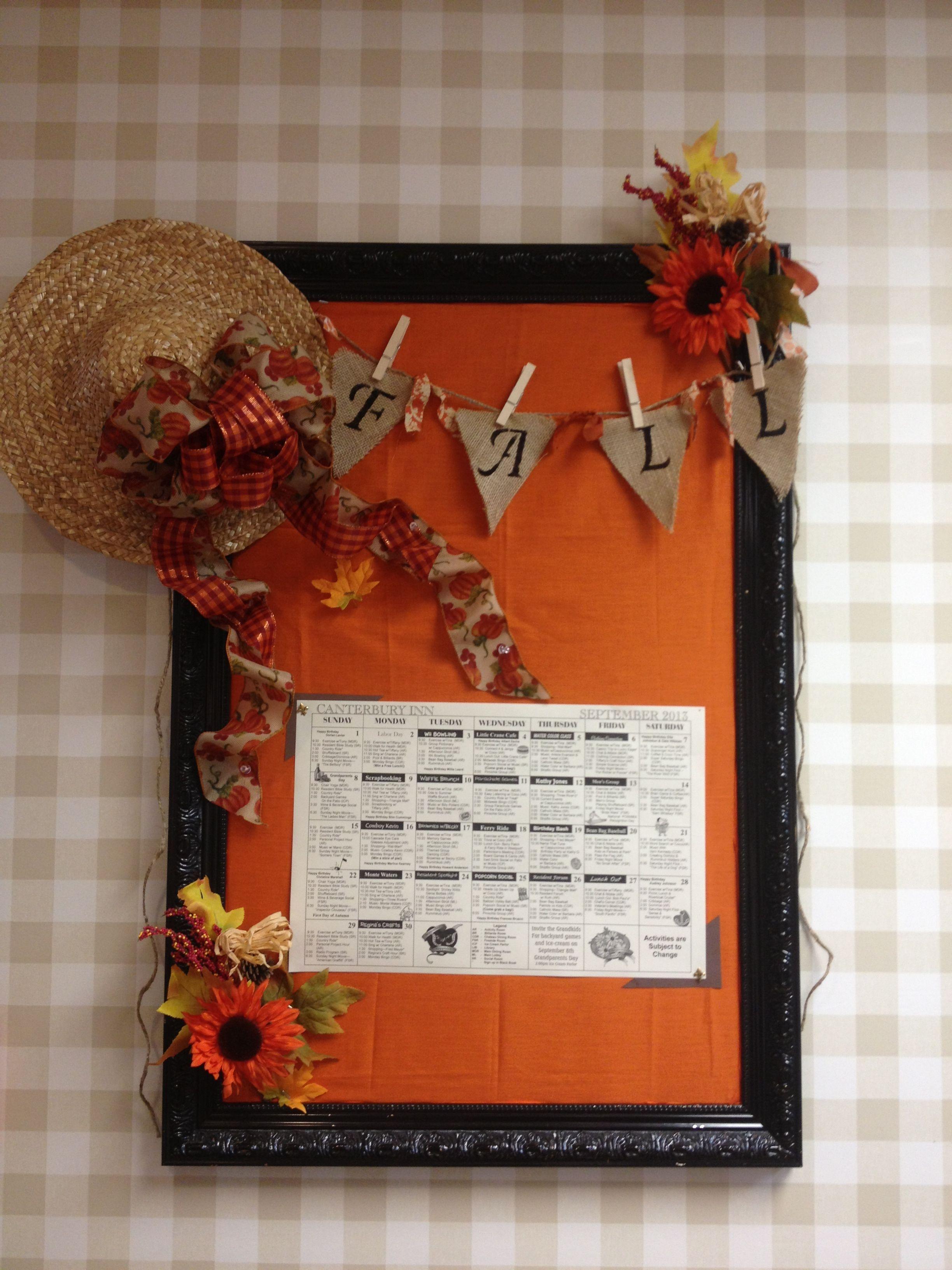 Bulletin board done at my work! #fallbulletinboards Bulletin board done at my work! #novemberbulletinboards