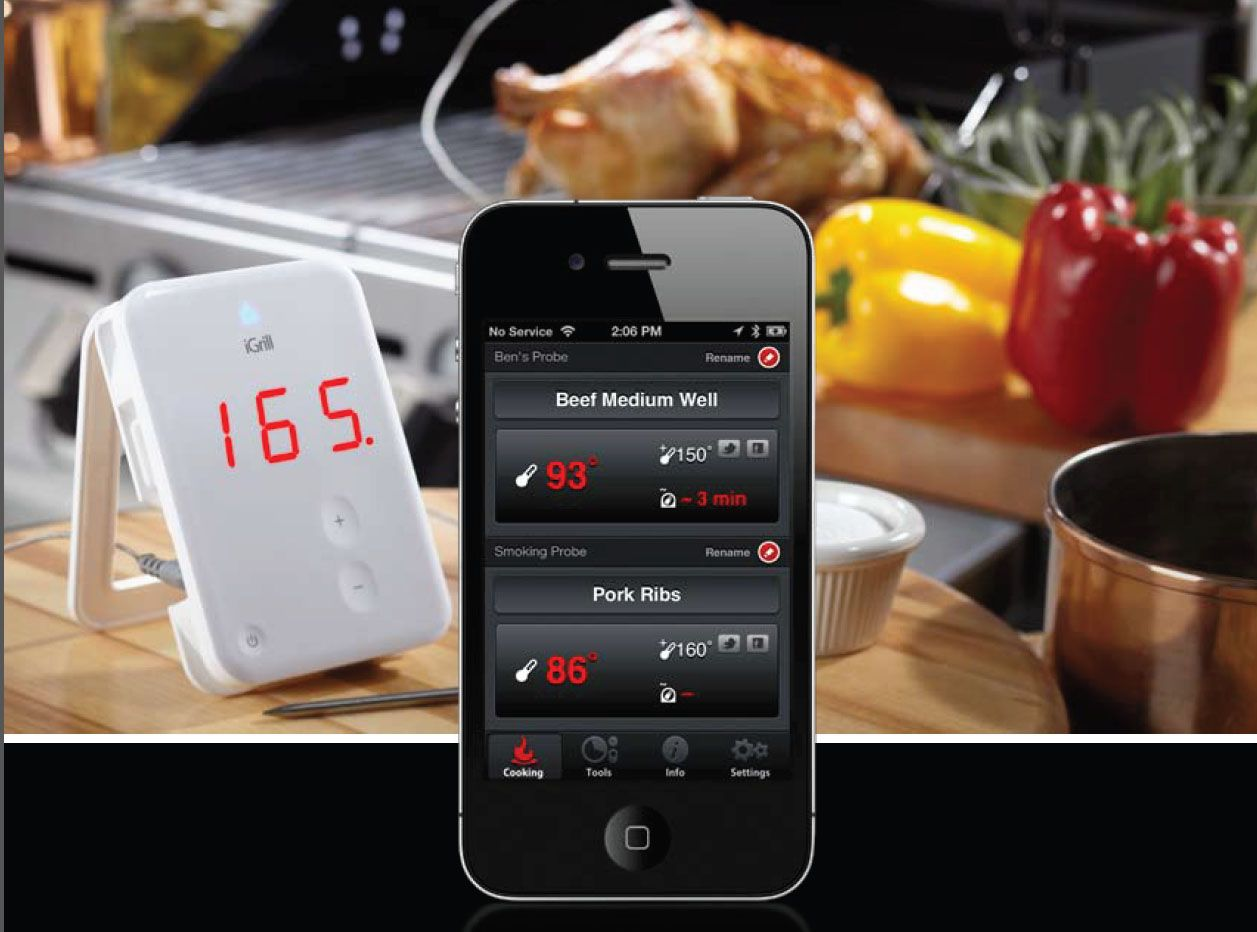 iGrill Bluetooth Thermometer