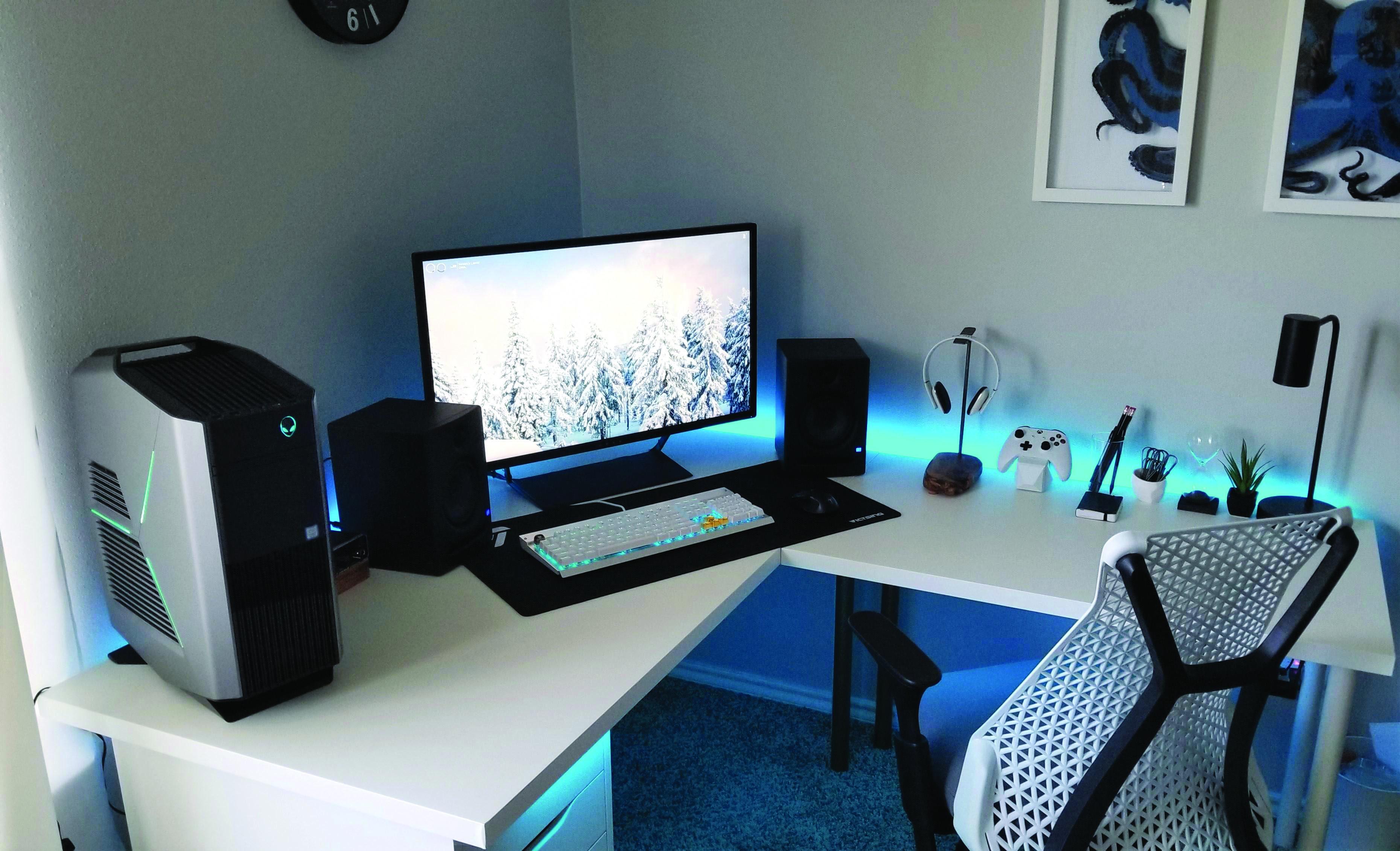 Gaming Computer Desk Gaming Computer Desk Gaming Desk Bedroom