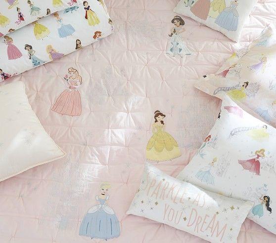 Disney Princess Quilt & Shams