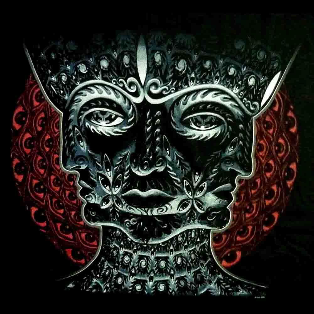 10000 Days Tool band artwork, Tool band art, Eyes artwork