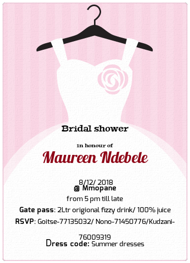Punchbowl Bridal Shower Bridal Shower Bridal Shower Invitations Bridal